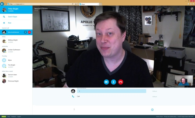 Skype for Web opened up in US and UK… with plugins | Databit
